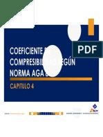Capitulo 4 - Coeficiente de Compresibilidad Segun Norma AGA8)
