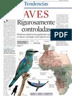Aves Amenazadas 1