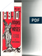 8th 9th and 10th Books of Moses Henri Gamache