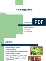 Anticoagulants Daniellewelschmeyer