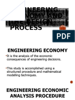 Engineering Economy and the Design Process( Group 3 )