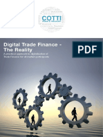 Digital Trade Finance Cotti TT