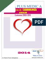 Cardio Pgtas Exam Enam Plus 2014 Ok