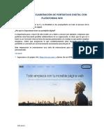 Manual elaboración de Portafolio digital con página WIX.docx