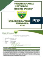 u.a. 2018 Oficial