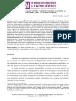 Mulheres, violência de gênero e as dificuldades no acesso às proteções judiciais da Lei Maria da Penha - Alberto Carvalho Amaral