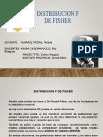 Distribucion f de Fisher