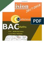 Fascicule Maths 2018