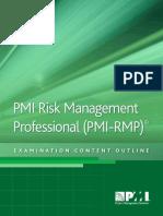 Risk Management Exam Outline