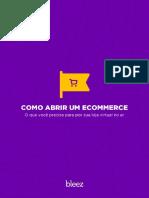 Guia Como Abrir Um E Commerce PDF