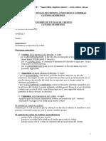 Titulos de Credito - Concursos y Quiebras (COMERCIAL II SEMBEROIZ) (3).doc