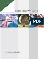 Korean Treasury Bond (LKTB) Futures (KRX, 2008)