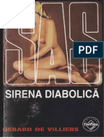 Gerard de Villiers - [SAS] - Sirena diabolica v.3.0 .doc
