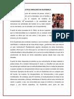 Multiculturalidad en Guatemala.docx