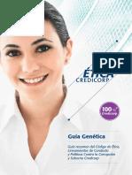 Guía Genética Credicorp