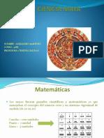 La Ciencia de Los Mayas Alejandro Martínez Arratia 4to Básico B CSAVA