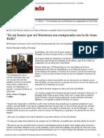 Entrevista a Lobo Antunes 2