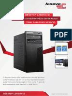 Lenovo 63 - DataSheet