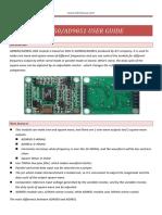 Ad9850 1 Manual