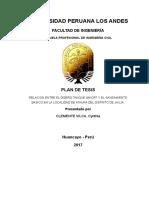 Plan de Tesis Cynthia Clemente Vilca