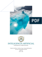 Inteligencia Artificial computacional