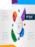 A Creative Workflow, Process, Report Infographic Element Design in Microsoft Presentation PowerPoint PPT.pptx