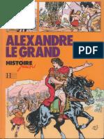 Histoire Juniors - Alexandre Le Grand