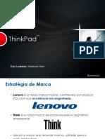 Treinamento ThinkPad - Evento Dia 19-01