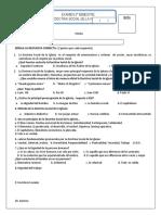 Examen DSI 2 Bimestre