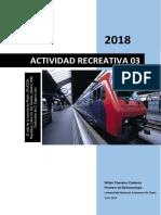 ACTIVIDAD RECREATIVA 03