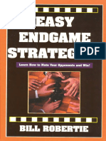 Easy Endgames Strategies - Bill Robertie
