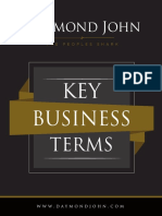 Daymond Johns Essential Business Terms