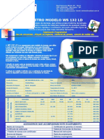 Catalogo Durometro Modelows 132ld