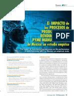 Dialnet-ElImpactoDeLosProcedosDeProduccionEnElRendimientoD-5761523