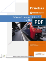 Manual de Ejercicios Agosto 2009