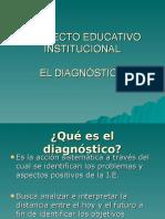 Pei Diagnostic o
