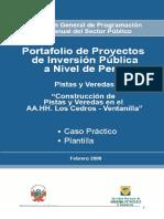 PISTAS Y VEREDAS - CASO PRACTICO Y PLANTILLA.doc