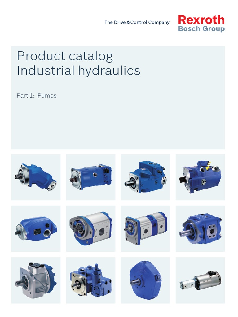 01 Hydraulic Pump Pdf Pump Pipe Fluid Conveyance