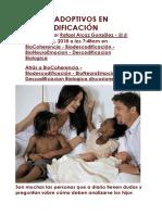 LOS HIJOS ADOPTIVOS EN BIODESCODIFICACIÓN .pdf