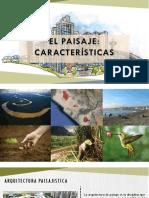 Caracteristicas Del Paisaje