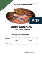COMUNICACIÓN ECE 2018  4| GRADO
