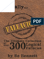 Logically Fallacious the Ultimate Collection of Over 300 Logical ...