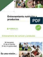 Clase de Nutrcicion y Producto