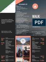 SJBCI Retreat 2018 Program