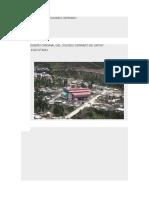 Informe Tecnico Coliseo Cerrado