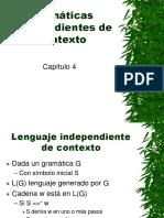 Cap4GramaticasIndependientesdeContexto.ppt