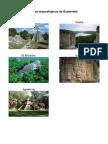 Sitios Arqueológicos de Guatemala