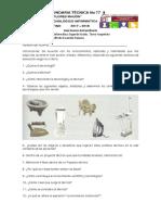 GUÍA DE ESTUDIO EXAMEN EXTRAORDINARIO TECNOLOGÍA 2 (INFORMÁTICA) 17-18