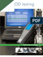 BOD Testing Technologies