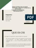 CSS Interno
